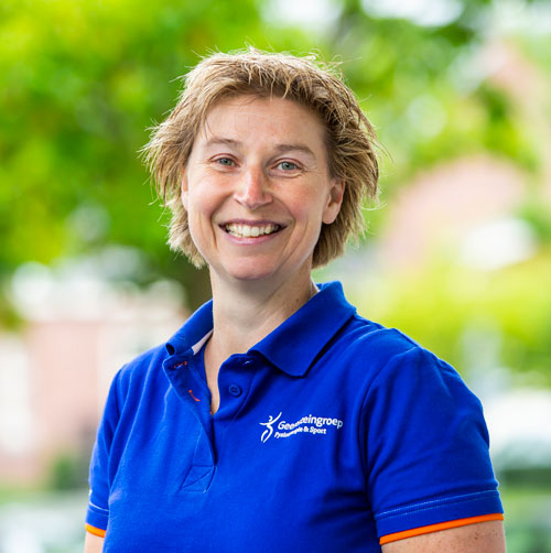 Jacqueline Stoel