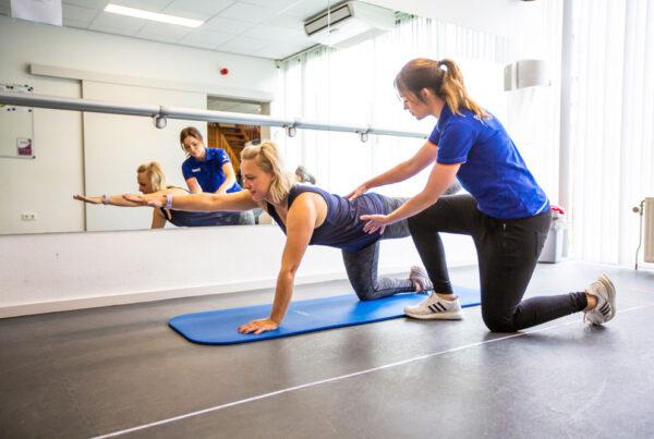 beginnen sporten core training
